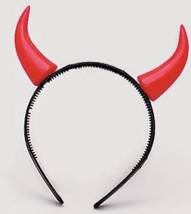 Diadema de diablo