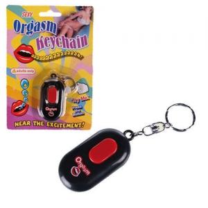 Llavero del boton orgasmico