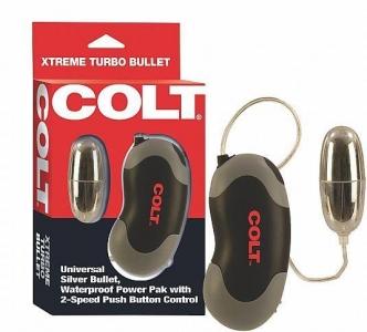 Huevo vibrador turbo COLT