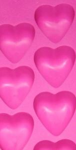 Cubitera de Hielos en forma de corazón