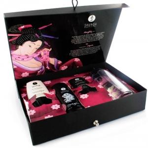 Caja Orgasmos de Shunga Naughty Kit