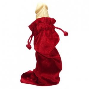 Funda Terciopelo Rojo para tu juguete