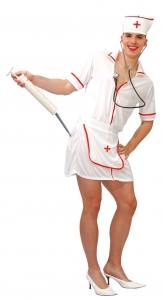 Disfraz Enfermera trans despedida Hombre