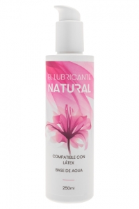 El lubricante natural 250ml.