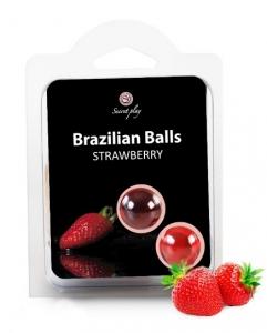 Brazilian Balls bolas lubricantes fresa