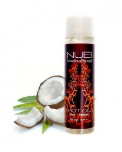 Hot Oil Coco NUEI 100ml.