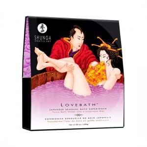 LOVEBATH Shunga Baño de perlas lotus Sensual