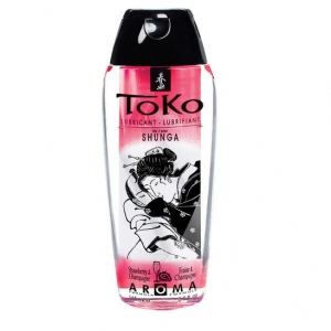 Toko Fresas con Champagne