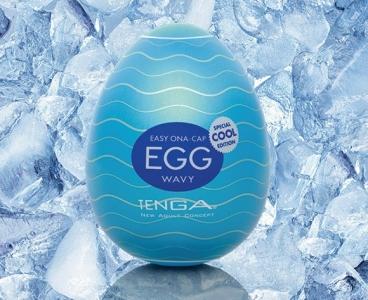 Tenga Huevo COOL Edición especial Efecto Frío
