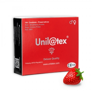 Unilatex Fresa 144 uds.
