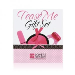Tease Me Gift Set Rosa