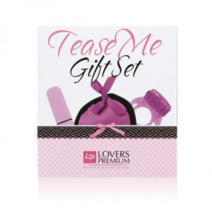 Tease Me Gift Set Lila