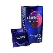 Durex preservativos Intense Orgasmic 12uds.