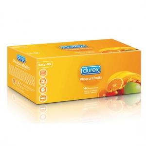 Durex Pleasurefruits 144 uds.