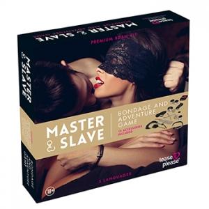 Juego Master & Slave Inicio Bondage