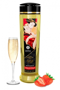 Shunga Romance - Fresas con Cava