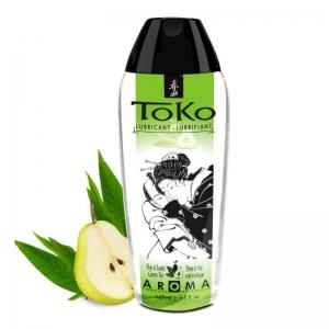 TOKO Pera y Exótico té verde