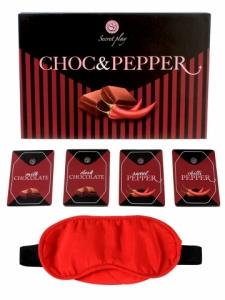 Juego CHOC & PEPPER