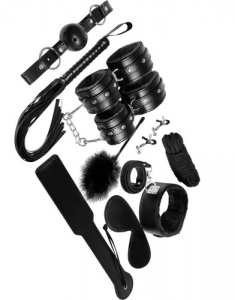 Kit Bondage Experience Black