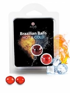 Brazilian Balls bolas lubricantes Calor & Frio